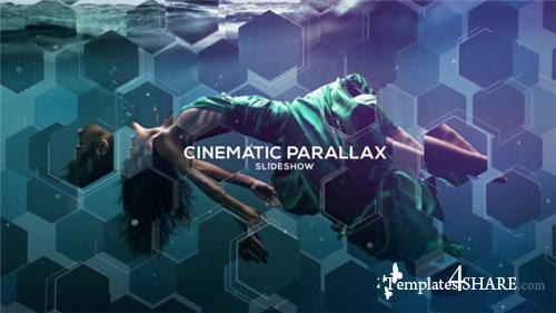 Cinematic Parallax Slideshow 19519021 - After Effects Project (Videohive)