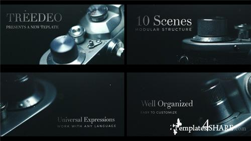 Cinematic Title Sequence - After Effects Project (Videohive)