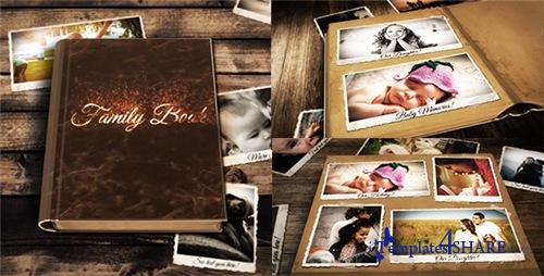 Family Book - After Effects Project (Videohive)