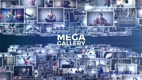 Mega Gallery - After Effects Project (Videohive)