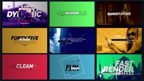 Type Opener - After Effects Project (Videohive)