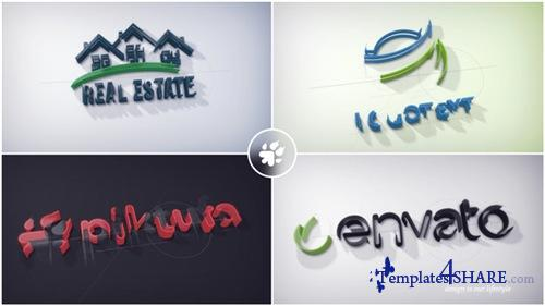 Architect Stroke Logo - After Effects Project (Videohive)