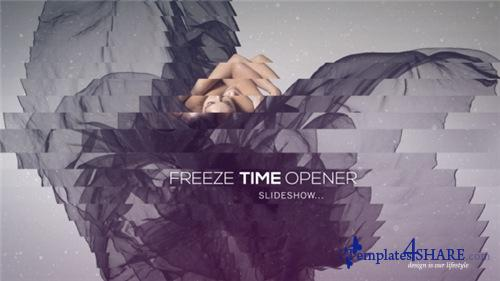 Freeze Time Opener - Slideshow - After Effects Project (Videohive)