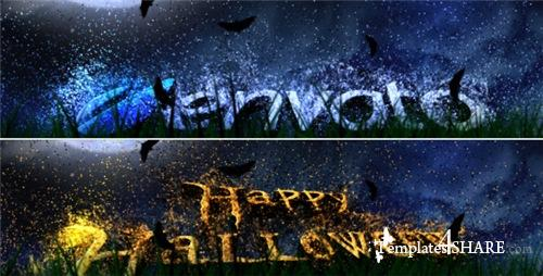 Scary Halloween Ghost - After Effects Project (Videohive)