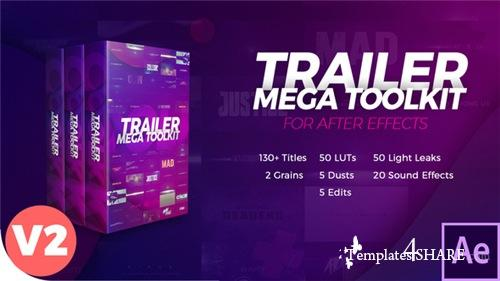 Trailer Mega Toolkit After Effects - After Effects Project (Videohive)