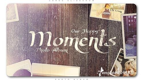 Happy Moments Slideshow - After Effects Project (Videohive)