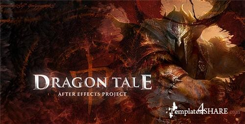 Dragon Tale Intro - After Effects Project (Videohive)