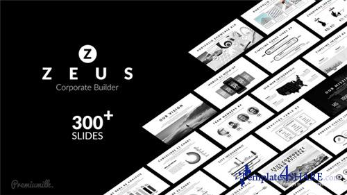 Zeus Corporate Builder - After Effects Project (Videohive)