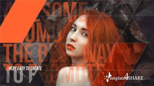 Triangle Beauty - After Effects Project (Videohive)