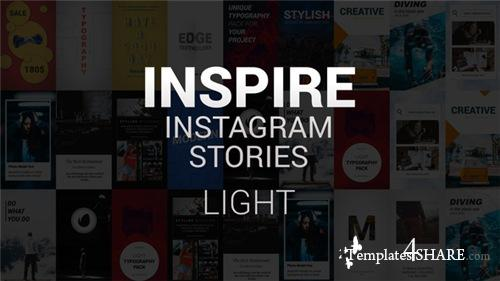 Inspire Instagram Stories Light - After Effects Project (Videohive)