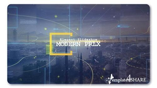 Modern Parallax Cinematic Slideshow - After Effects Project (Videohive)