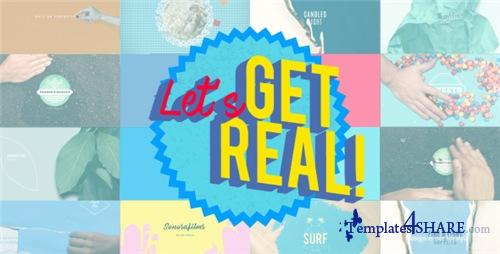 Get Real Logo Bundle - After Effects Project (Videohive)