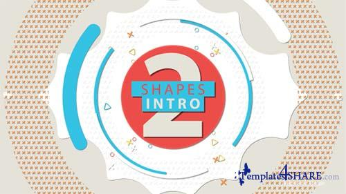 Shapes Intro 2 - After Effects Project (Videohive)
