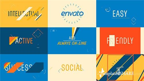 Colorful Intro - After Effects Project (Videohive)
