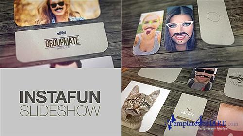 Mustaches And Beards Funny Slideshow - After Effects Project (Videohive)