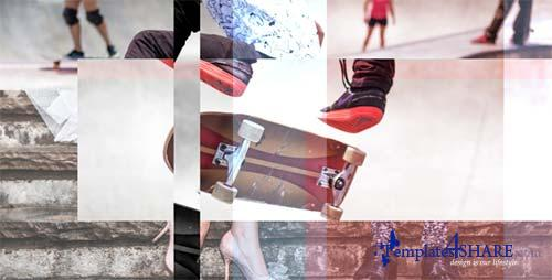 Modern Transitions 5 Pack Volume 2 - Apple Motion Template (Videohive)