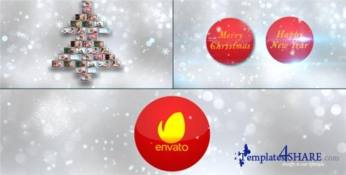 Christmas Card 13624495 - After Effects Project (Videohive)