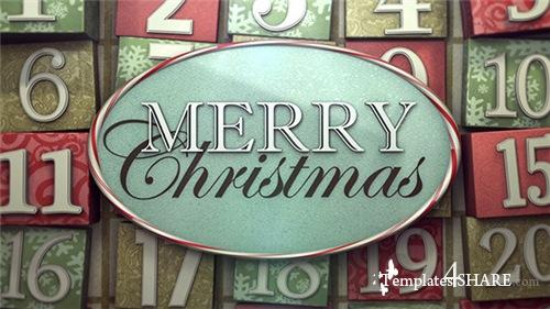 Christmas Days - After Effects Project (Videohive)