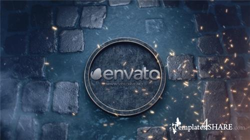 Logo on the Road - After Effects Project (Videohive)