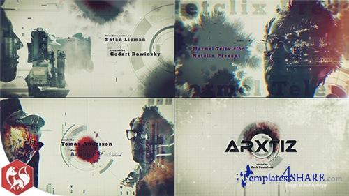Double Exposure - Movie Opening - After Effects Project (Videohive)