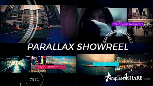 Parallax Footage Reel - After Effects Project (Videohive)