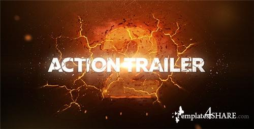 Action Trailer 2 - After Effects Project (Videohive)