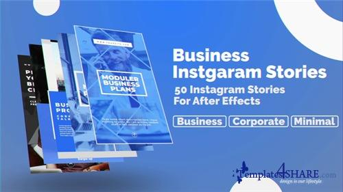 Business Instagram Stories - After Effects Project (Videohive)