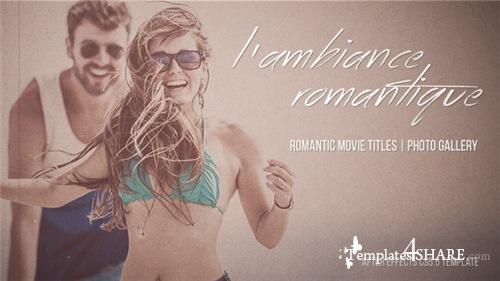 L'ambiance Romantique - Cinematic Titles | Gallery - After Effects Project (Videohive)