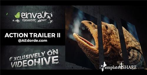 Action Trailer II - After Effects Project (Videohive)