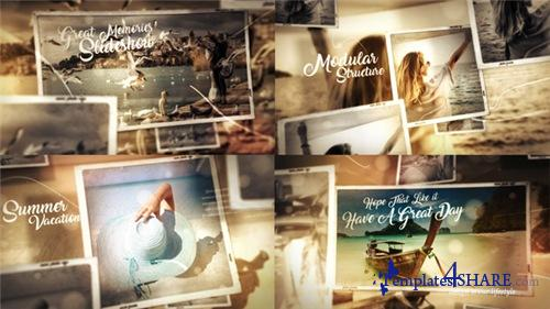 Great Times Photo Gallery Slideshow - After Effects Project (Videohive)