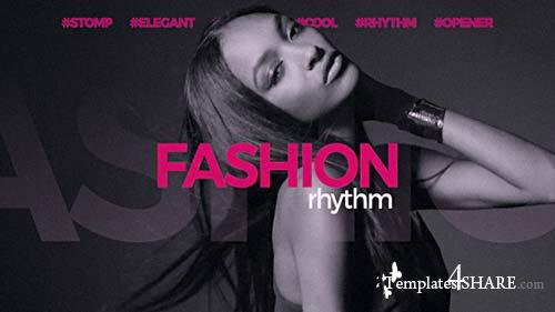 Fashion Rhythm Opener - After Effects Project (Videohive)