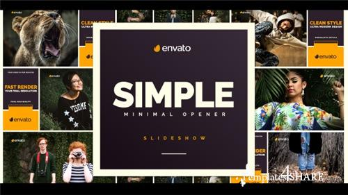 Simple Opener - After Effects Project (Videohive)