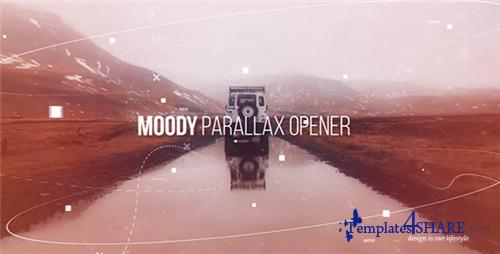 Moody Parallax Opener - After Effects Project (Videohive)
