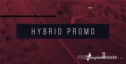 Hybrid Promo - After Effects Project (Videohive)