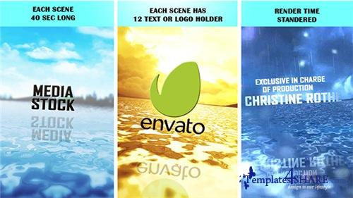 ULTIMATE OCEAN for Credits - After Effects Project (Videohive)