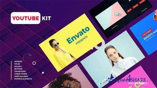 Youtube Kit - After Effects Project (Videohive)