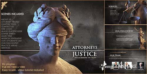 Law Firm Pack - After Effects Project (Videohive)