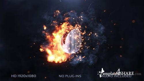 Fireswirl Logo - After Effects Project (Videohive)