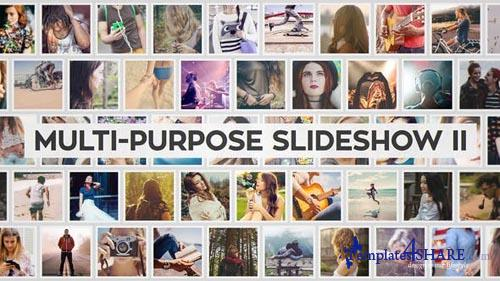 Multi-Purpose Slideshow II - After Effects Project (Videohive)