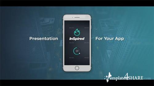 App Presentation - After Effects Project (Videohive)