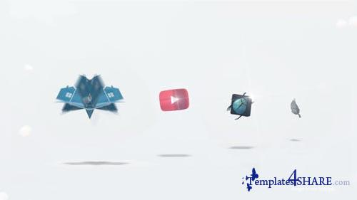 Unfold Corporate Logo - After Effects Project (Videohive)