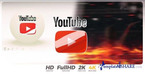 YouTube Opener - After Effects Project (Videohive)