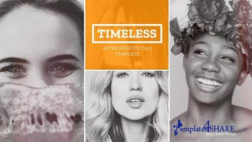 Timeless - Parallax Gallery - After Effects Project (Videohive)