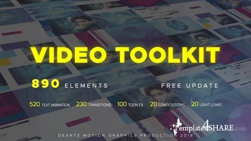 Video Toolkit - After Effects Project (Videohive)