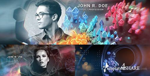 Abstract Opener   Title Sequence - After Effects Project (Videohive)