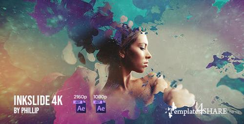 Inkslide 4K - After Effects Project (Videohive)