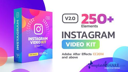 Instagram Stories 22331306 - After Effects Project (Videohive)