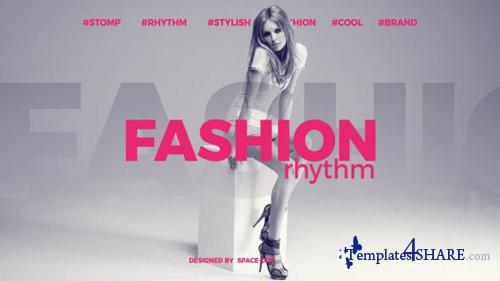 Fashion Rhythm Intro - After Effects Project (Videohive)