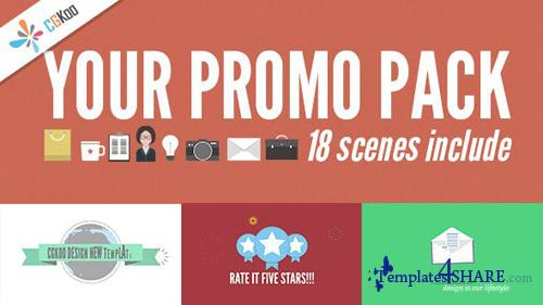 Your Promo Pack - After Effects Project (Videohive)