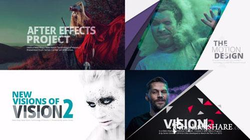 VISION 2 | Slideshow & Motion Title - After Effects Project (Videohive)